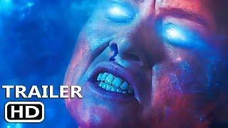 CAPTAIN MARVEL Super Bowl Trailer (2019) Marvel, Superhero Movie