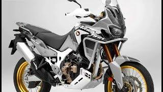 2019 New Honda Africa Twin & Africa Twin Adventure Sports
