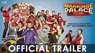 Marriage Palace ( Official Trailer ) - Sharry Mann, Payal Rajput  | Rel. On 23 November