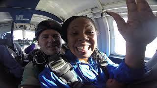 Tandem skydive | Jennifer from Franklin, TN CW