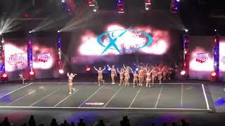 CEA Lady Lux, 2019 NCA Nationals, day 2