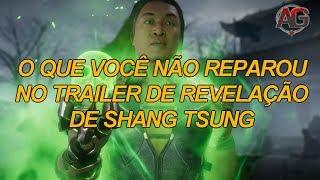 MK11 - Shang Tsung DLC Reveal Trailer - Angry Reaction!