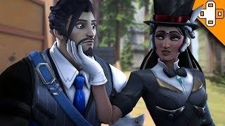 Welcome to MY Reality! Overwatch Funny & Epic Moments 646