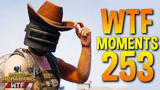 PUBG Daily Funny WTF Moments Highlights Ep 253