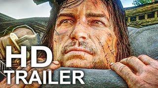 RED DEAD REDEMPTION 2 Story Trailer NEW (2018) PS4/Xbox One
