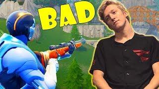 -5000 IQ Spiner By Tfue | Bad Sniper in Fortnite  ► Fortnite Funny and WTF Moments Ep.70