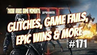 Glitches, Game Fails, Epic & Funny Gaming Moments (PUBG, Fortnite, Rainbow Six Siege & more!) #171 ?