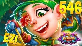 HEARTHSTONE Best Daily FUNNY and WTF Moments 546!