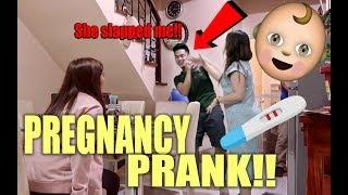 PREGNANCY PRANK GONE WRONG **APRIL FOOLS DAY**