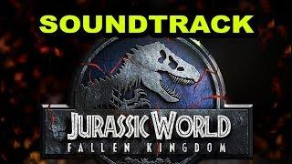 Jurassic World: Fallen Kingdom Soundtrack - Main Theme / End Title (Original Score)