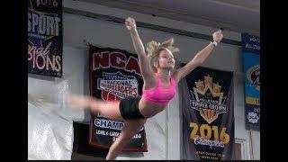 Cheer Extreme Sr Elite Sneak Peek Showcase Teaser