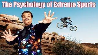 Neil deGrasse Tyson - The Psychology of Extreme Sports