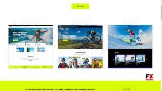 Klippe - An Extreme Sports and Adventure Tours Theme        Byrne Wah