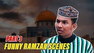 Funny Ramzan Scenes Part - 3 | Hyderabadi Comedy | Warangal Diaries