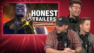 Honest Trailers Commentary - Avengers: Infinity War