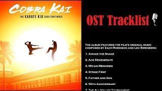 Cobra Kai Soundtrack | OST Tracklist