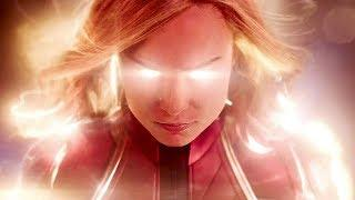 CAPTAIN MARVEL - Trailer SONG (Luminous And Unstoppable) Official Trailer Soundtrack
