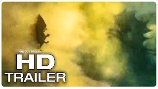 GODZILLA 2 Trailer #3 Rodan Vs King Ghidorah (NEW 2019) Godzilla King Of The Monsters Movie HD