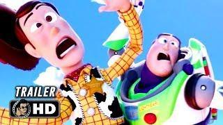 TOY STORY 4 Teaser Trailer #1 (2019) Tom Hanks Pixar Movie HD