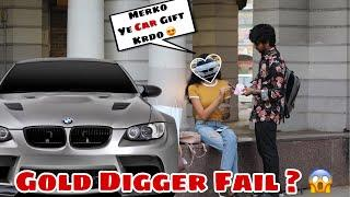Gold Digger????Prank (Epic Fail) Blind Man Gold Digger 2019