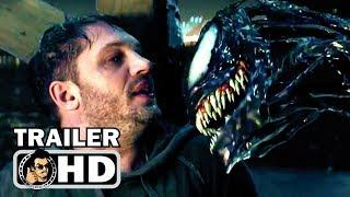 "VENOM ""Devi lRevised"" TV Spot Trailer (2018) Tom Hardy Marvel Movie"