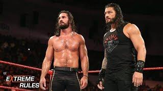 Team Hell No VS Roman Reigns and Seth Rollins (Tornado Tag Match) Extreme Rules (2013)