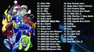 Mega Man 11 FULL Original Soundtrack
