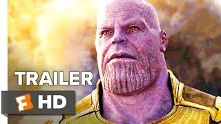 Avengers: Infinity War Trailer #1 (2018) | Movieclips Trailers