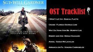 Sgt. Will Gardner Soundtrack | OST Tracklist
