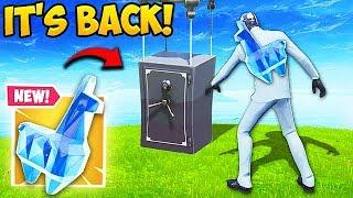 *NEW* FREE LLAMA BACK BLING + GAME MODE! - Fortnite Funny Fails and WTF Moments! #497