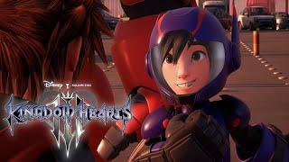 Kingdom Hearts 3 - Big Hero 6 Trailer (Japanese)