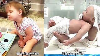 Playing Baby & Funny Babies Video You Must Enjoy - Funny Toddler & Laughing Babies Funny Video #03