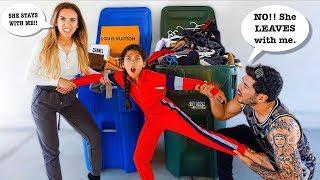 I WANT A DIVORCE PRANK ON HUSBAND!!! (GONE WRONG) | Familia Diamond