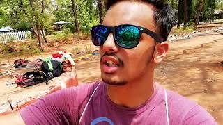 Goa Diaries | ADVENTURE SPORTS IN GOA | DAY 2 | ROPE ACTIVITIES | SWIMMING | ATV | VLOGGING |