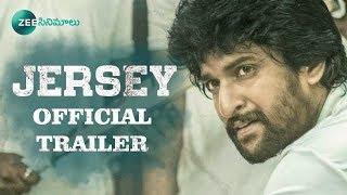 JERSEY Official Trailer | Nani, Shraddha Srinath | Gowtam Tinnanuri | Anirudh