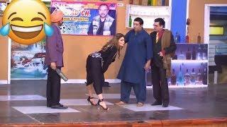zafri khan Best Funny Scene ???????????? New Pakistani Stage Drama