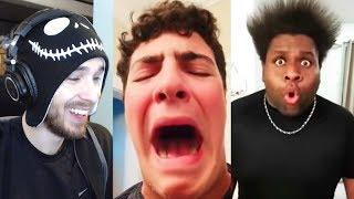 THESE MEMES ARE HILARIOUS! - Funny Ironic Tik Tok Memes Cimpilation! EPIC EDITION Reaction!