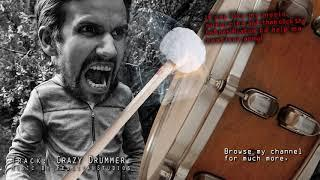 The Crazy Drummer - Super Epic Drums - Dark Dramatic soundtracks - BIG DRUMMING