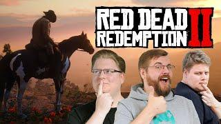 Red Dead Redemption 2 - Gameplay Trailer 2 REACT