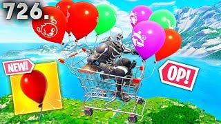 *NEW* ITEM BEST PLAYS..!!! Fortnite Funny WTF Fails and Daily Best Moments Ep.726