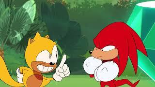 Sonic Mania Adventures Part 3 but with Aosth Soundtrack