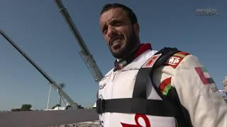 What an extraordinary race, Thani Al Qemzi becomes the first Emirati to win the #GPofAbuDhabi ??????