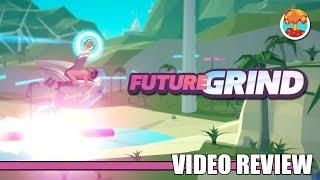 Review: FutureGrind (PlayStation 4, Switch & Steam) - Defunct Games