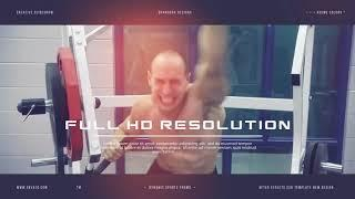 Extreme Sports Promo | After Effects Project Files - Videohive template