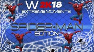 WWE 2K18 Extreme Moments: Spider-Man edition