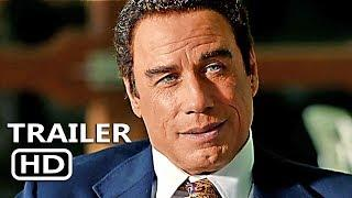 SPEED KILLS Official Trailer (2018) John Travolta, Action, Crime Movie