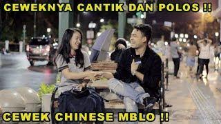 PERTAMAKALI GOMBALIN CEWEK CANTIK DARI CHINESE SAMPE BAPER - PRANK INDONESIA || GOMBALAN TERBARU !!!