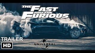 Fast and Furious 9 Official Trailer (2019) HD