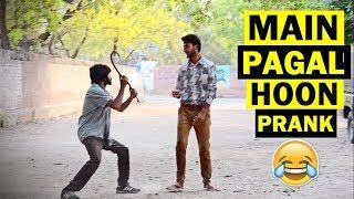 Psycho Guy On Street Prank | Pranks in Pakistan | LahoriFied
