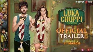 LUKA CHUPPI Official Trailer (2019) Kartik Aaryan, Kriti Sanon | New hindi movie trailers |bollywood
